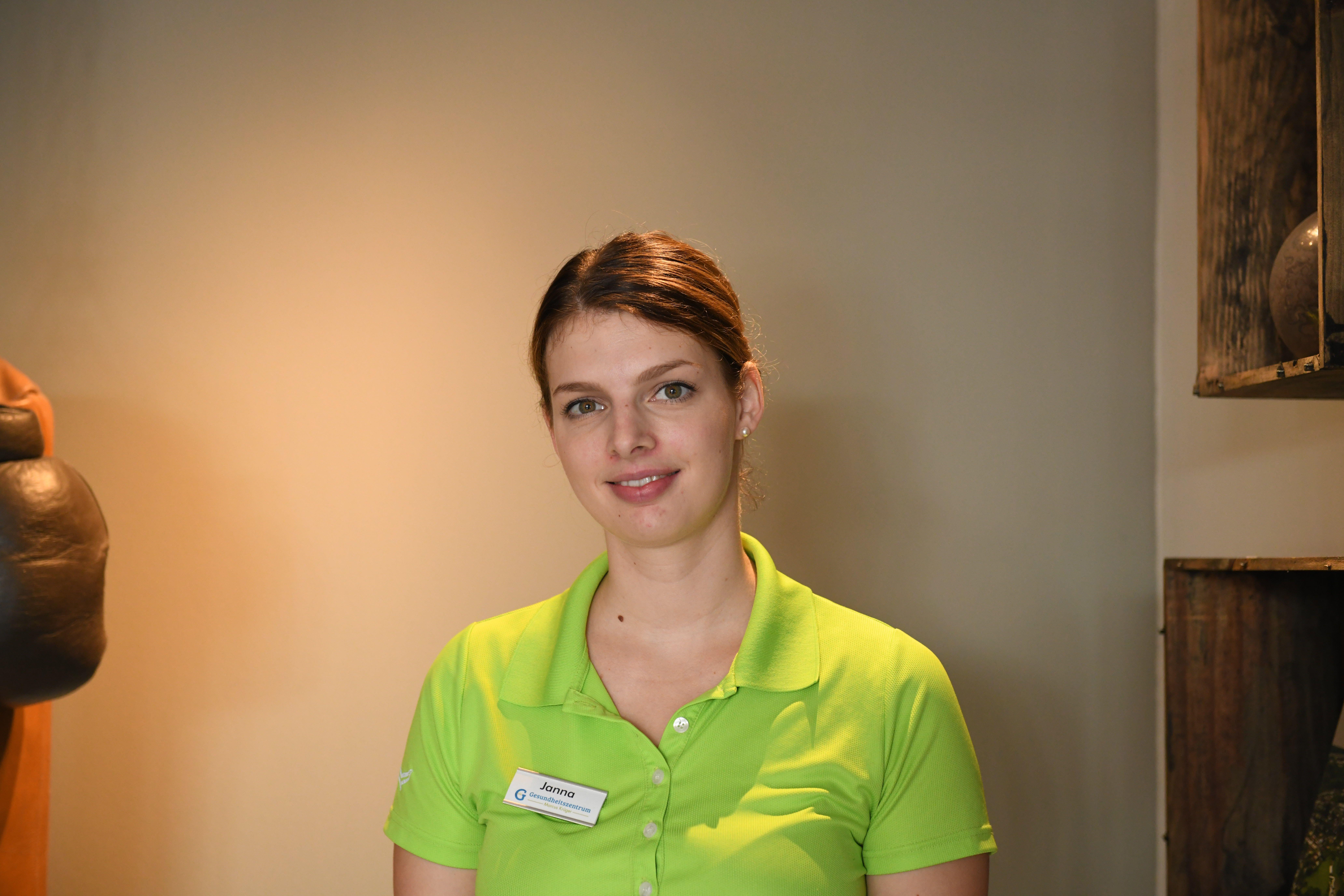 Janna Klüver